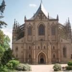 Saint Barbara's Church Czech Republic