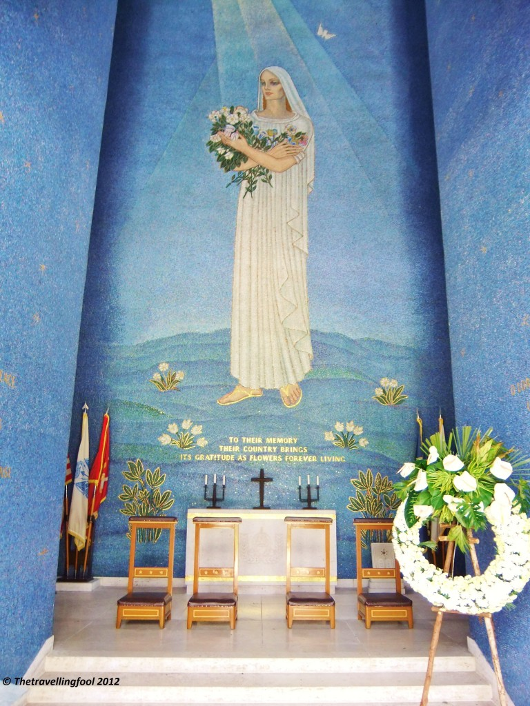 The Chapel at Manila American Cemetery