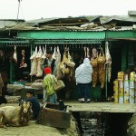 Afghanistan Meat Market