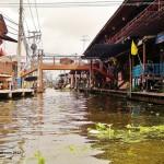 Thai canal