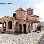 Daytrip to St Naum Monastery