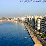 Thessaloniki Greece-waterfront
