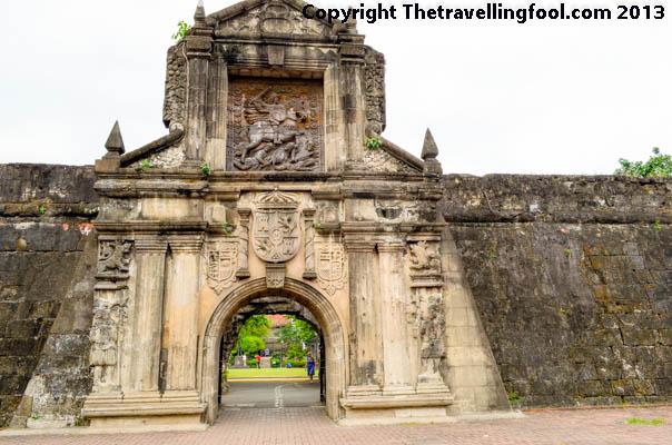 Fort Santiago, Manila Philippines