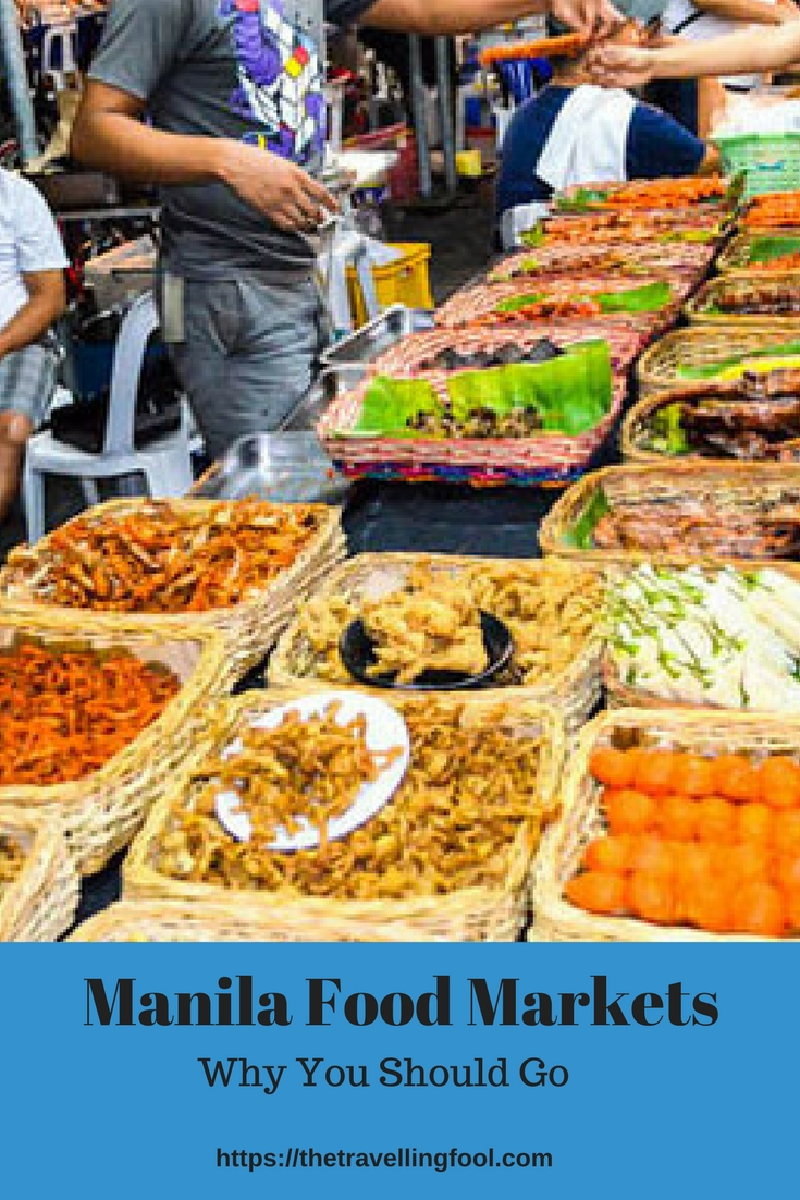 Manila Food Markets