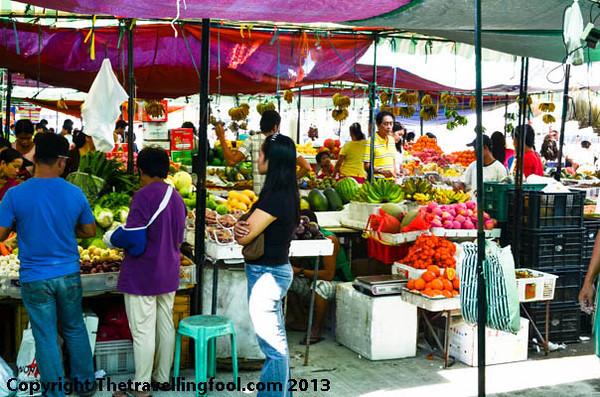 Manila Food Market