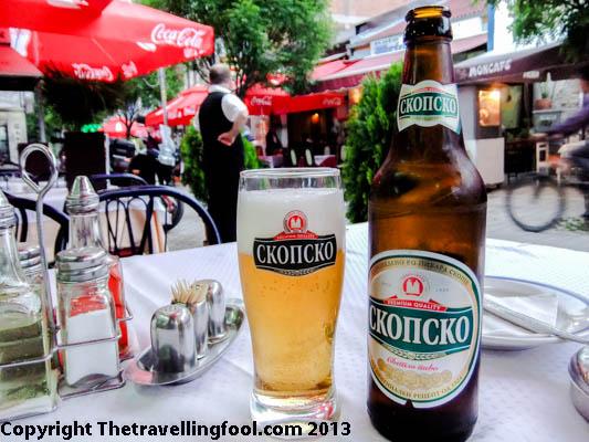 Lake Ohrid Cafe