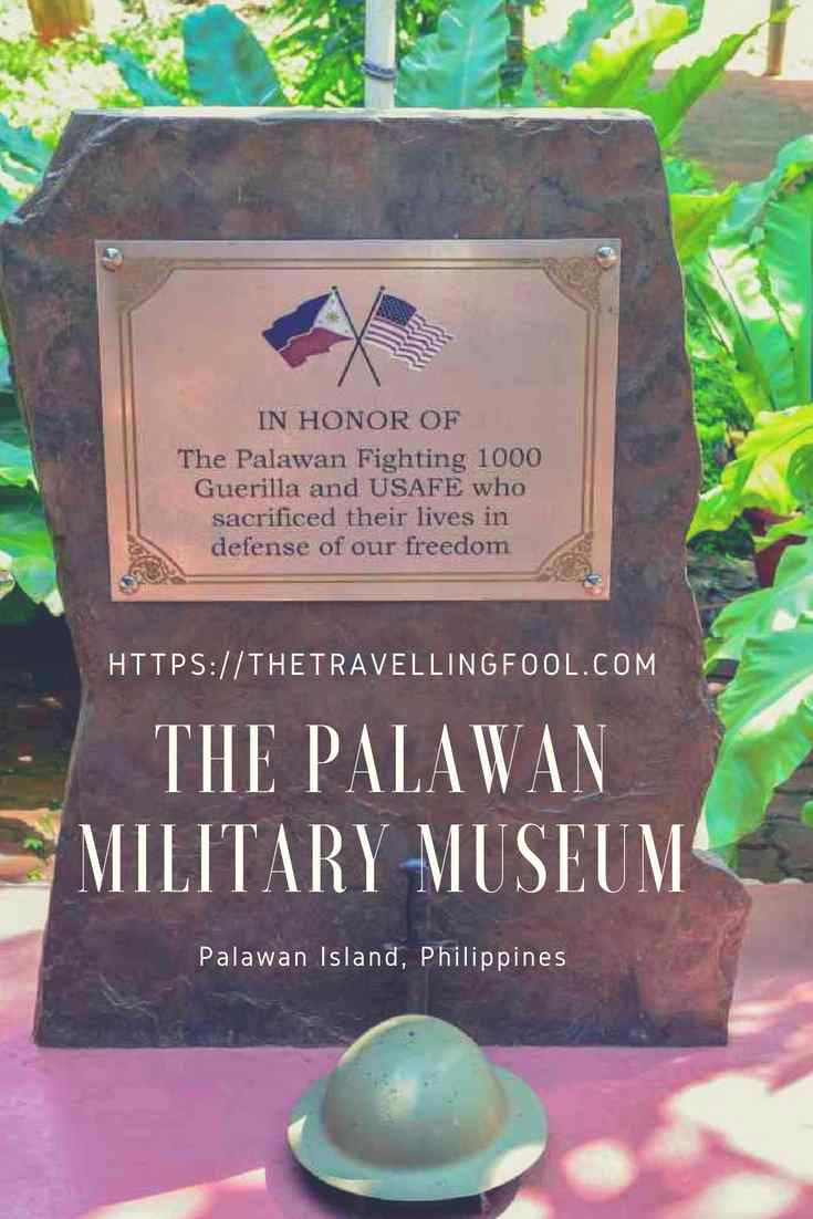 Palawan Philippines Museum