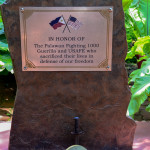 Palawan Special Battalion Memorial Plaque