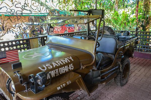 WW2 Willy's Jeep
