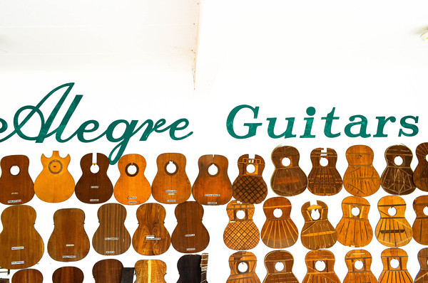 Alegre Guitar Backings