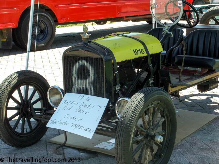 1916 Model T Roadster