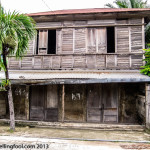Bantayan Island Philippines Old Houses