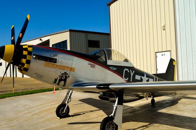 Gunfighter Aircraft