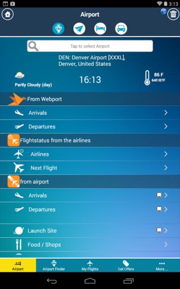 Image Via https://play.google.com/store/apps/details?id=com.webport.airport
