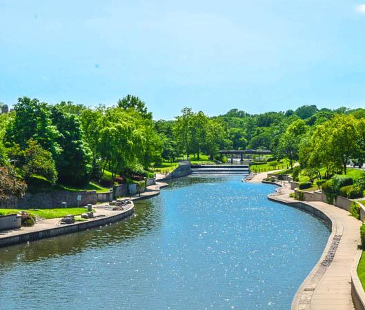 Kansas City Riverwalk