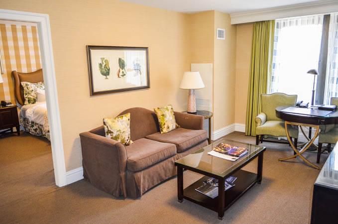 Raphael Hotel Suite