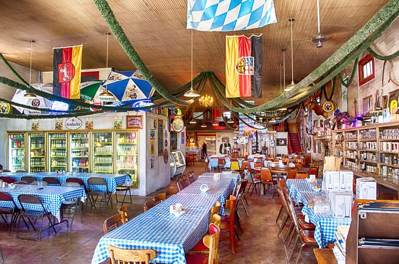 German Restaurant Beer Hall