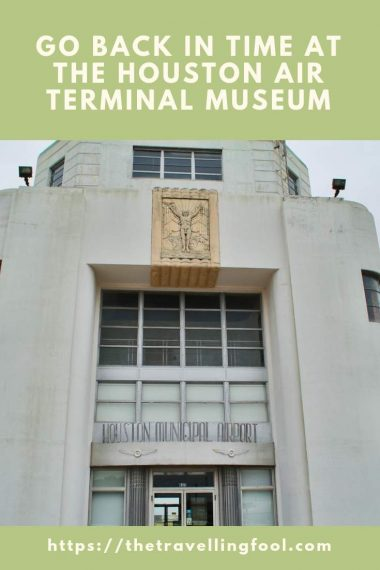 Houston Air Terminal Museum