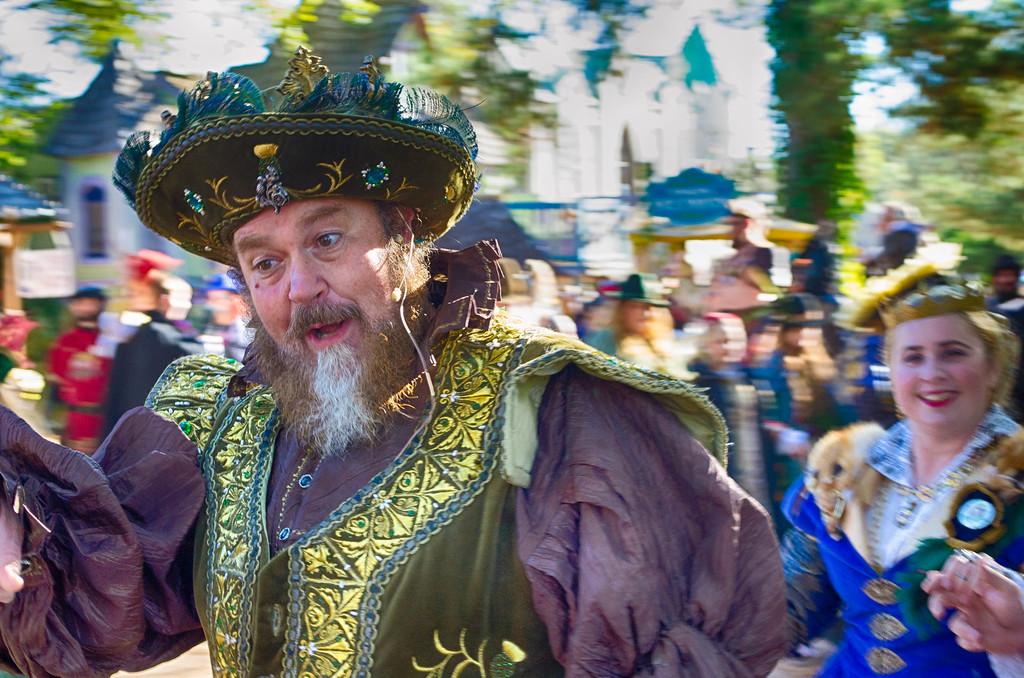 Renaissance Festival King