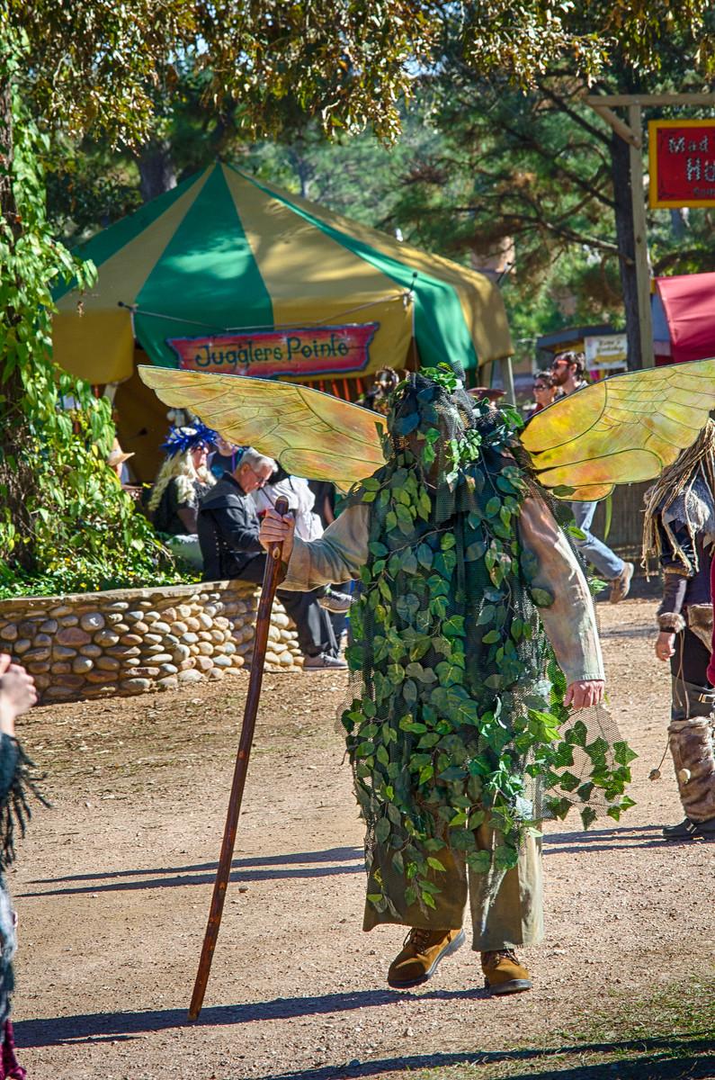 Strange Ren Fest Costume