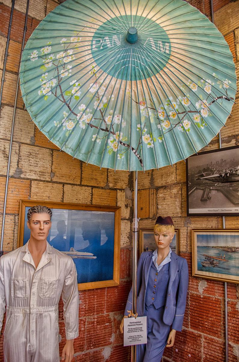 Air Terminal Museum Pan Am Airlines Display