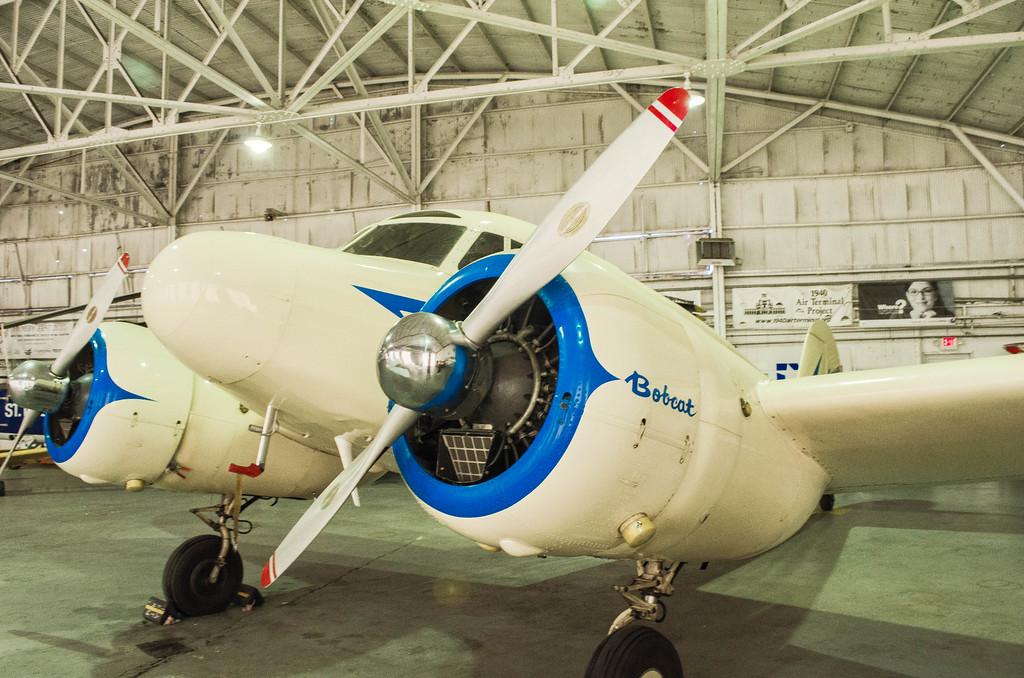Cessna Bobcat Air Terminal Museum
