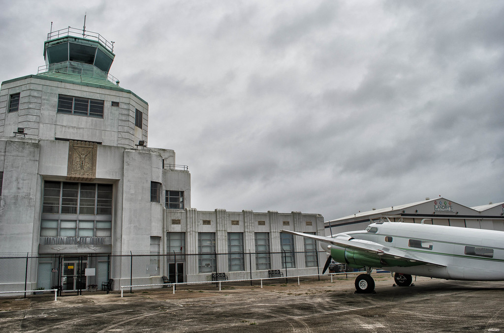 1940's Air Terminal Museum, Houston Texas