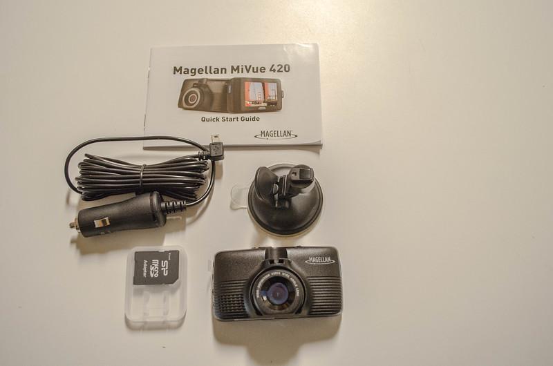 Magellan MiVue 420