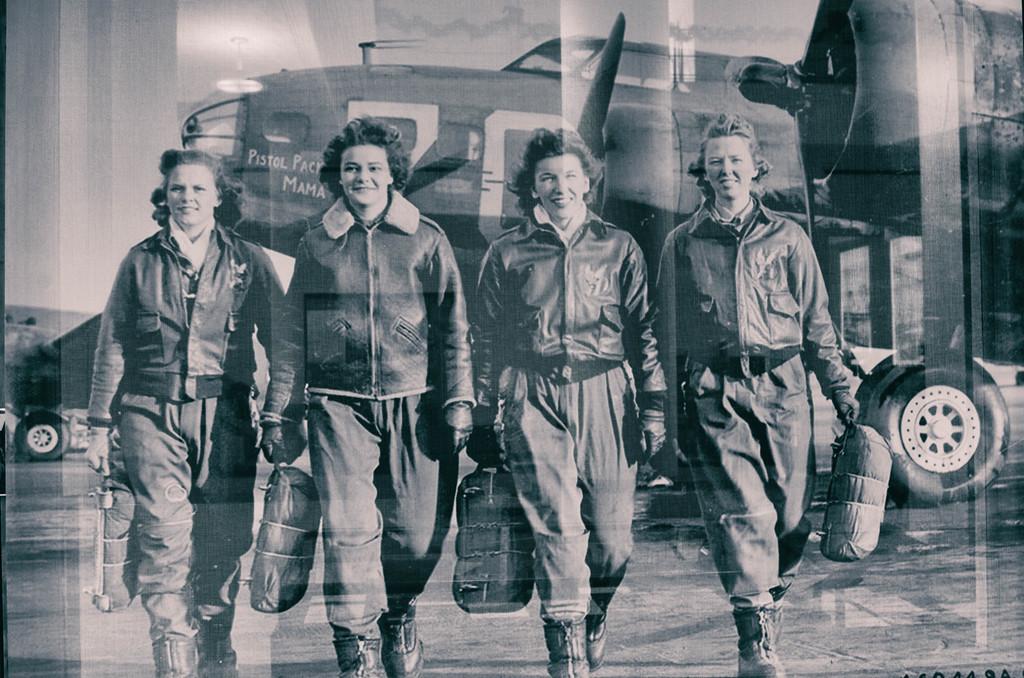 WW2 Female Pilots Air Terminal Museum