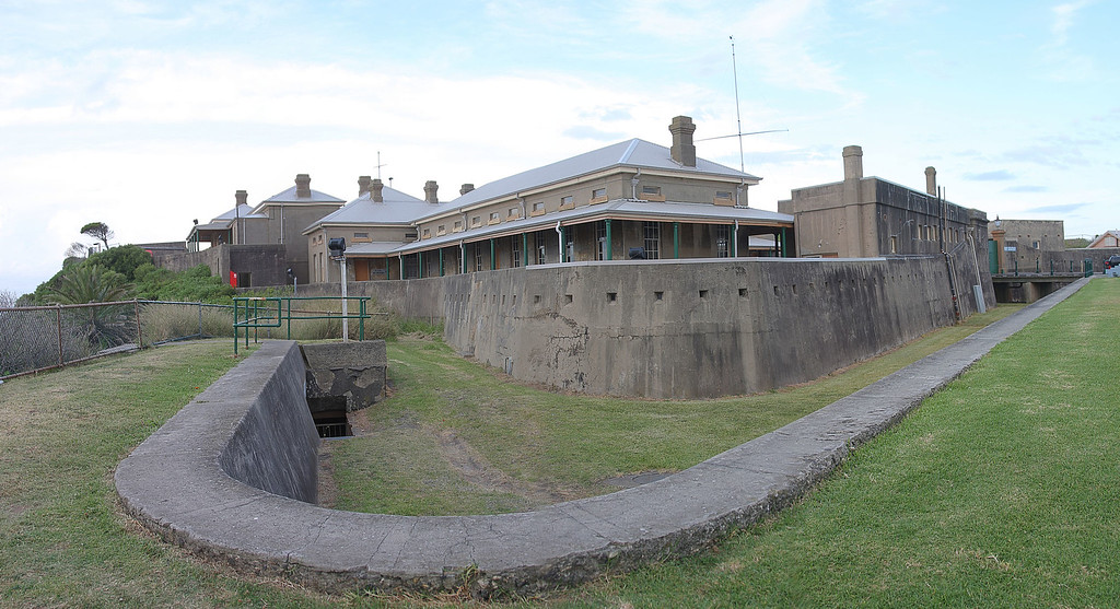 Fort ScNewcastle, NSW, Australia