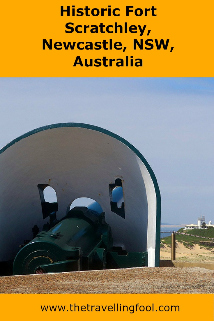 Fort Scratchley, Newcastle, NSW, Australia