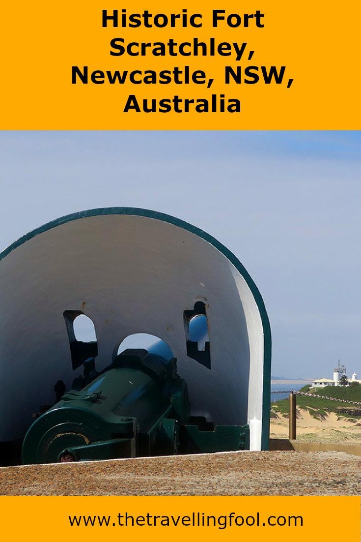 Fort Scratchley, Newcastle, NSW, Australia