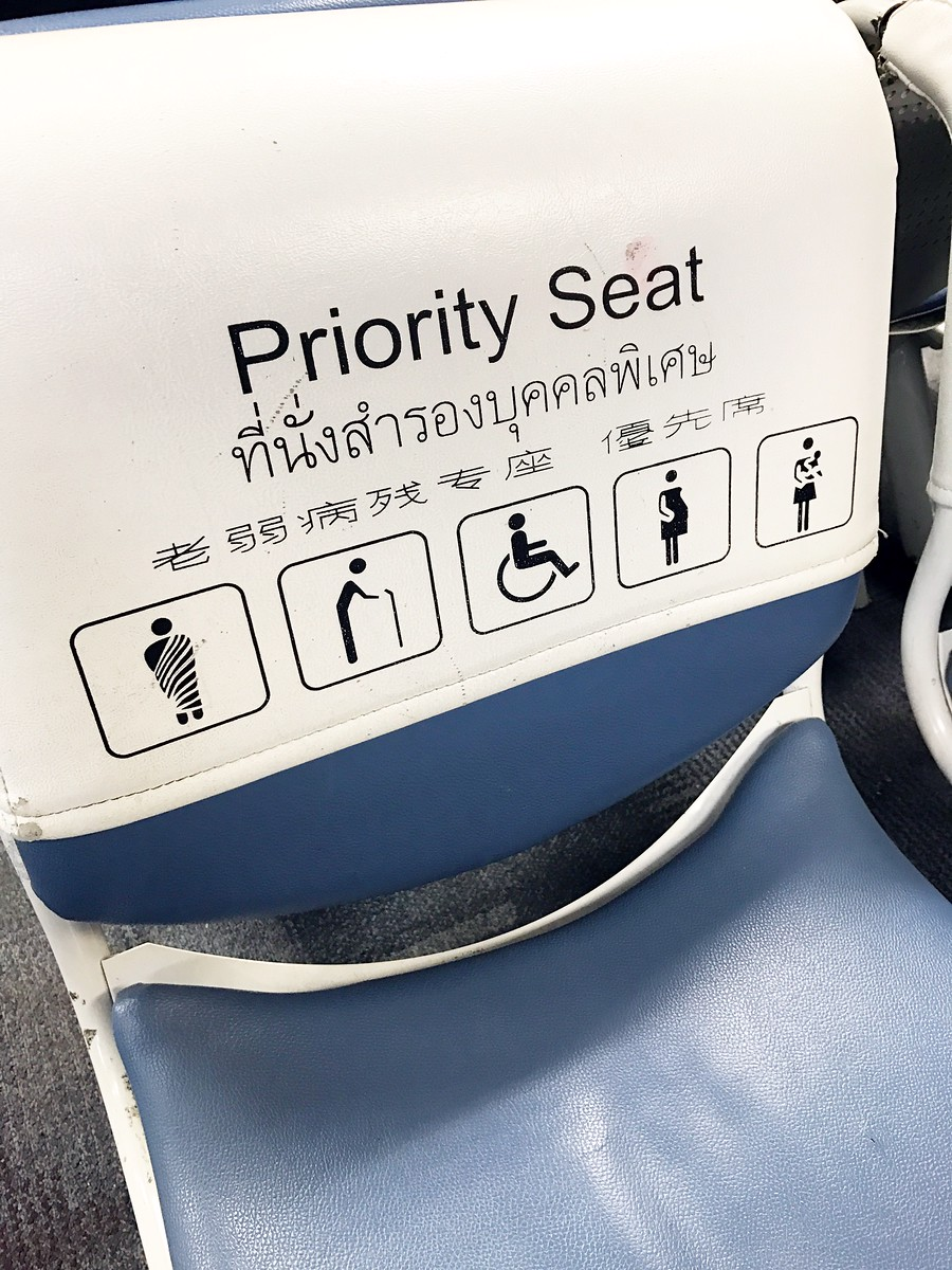 priority airline seating