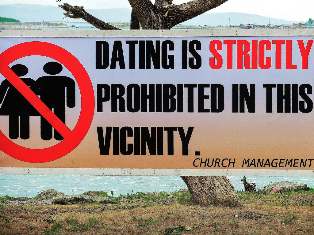 Dating Prohibited