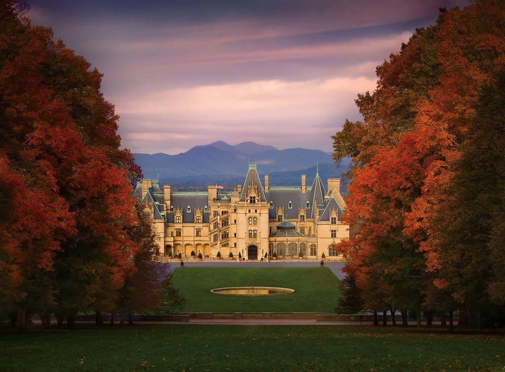 Biltmore Estate, Ashville North Carolina