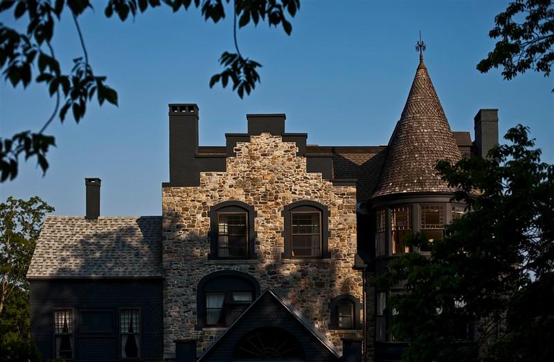 Norumbega Inn, Camden Maine