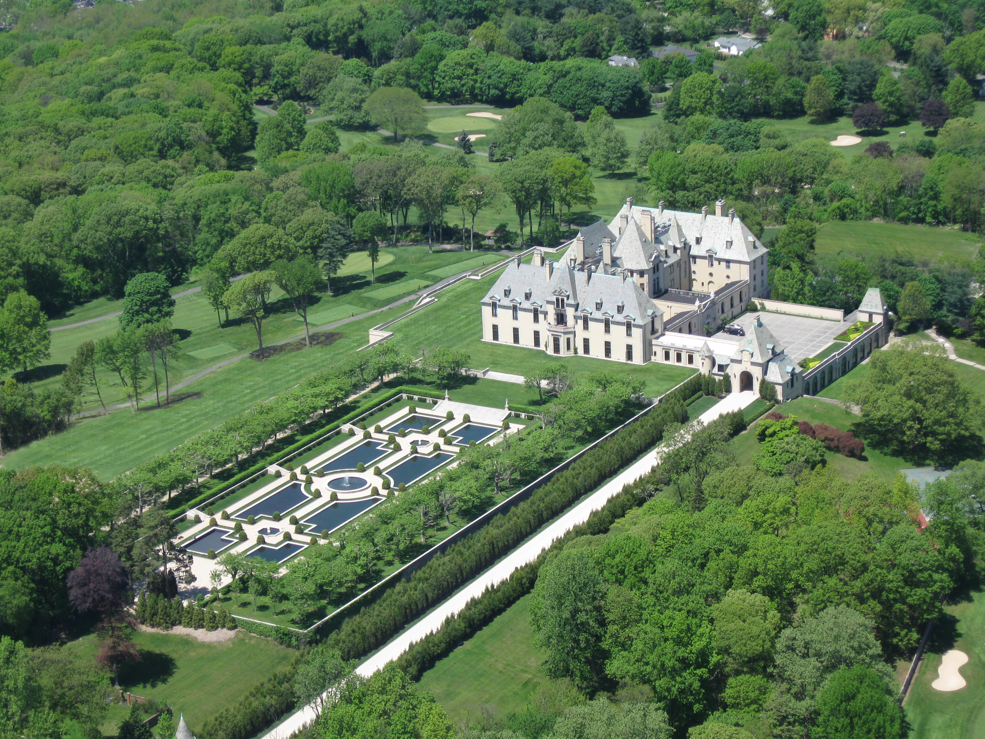 Oheka Castle, Huntington New York