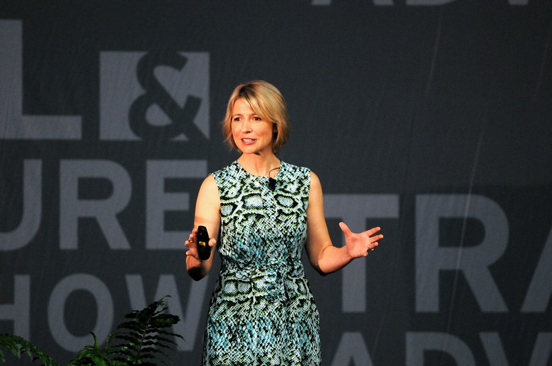 Samantha Brown Dallas Travel and Adventure Show