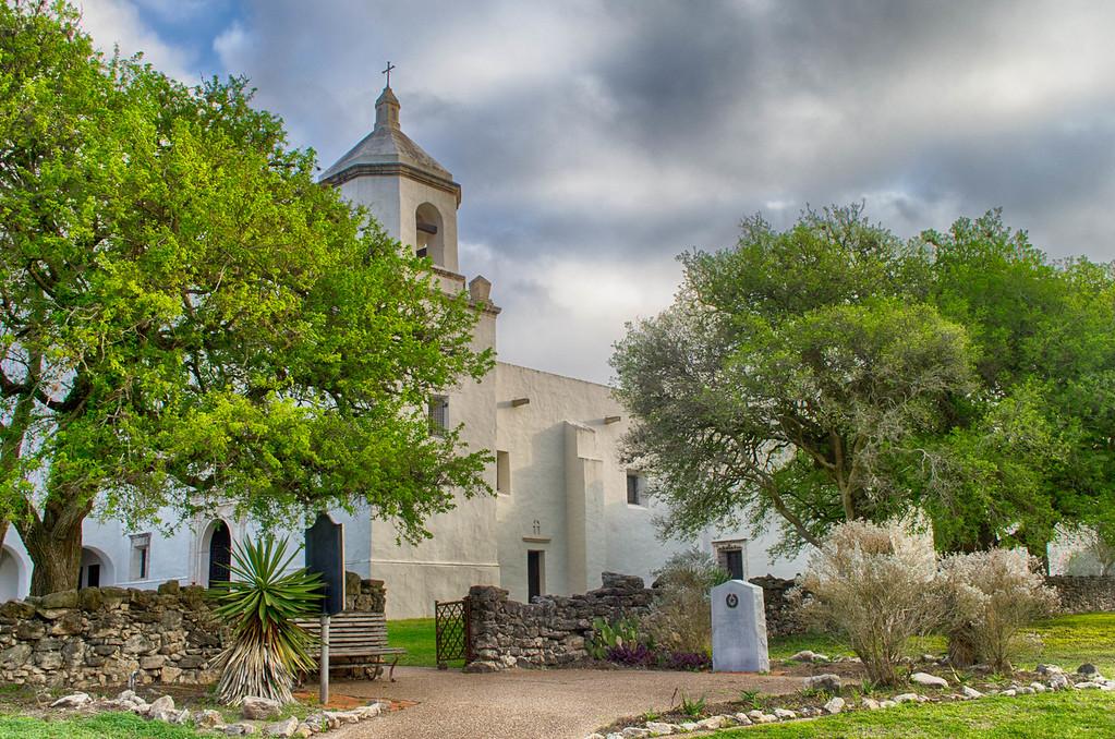 Mission Espiritu Santo, Goliad Texas