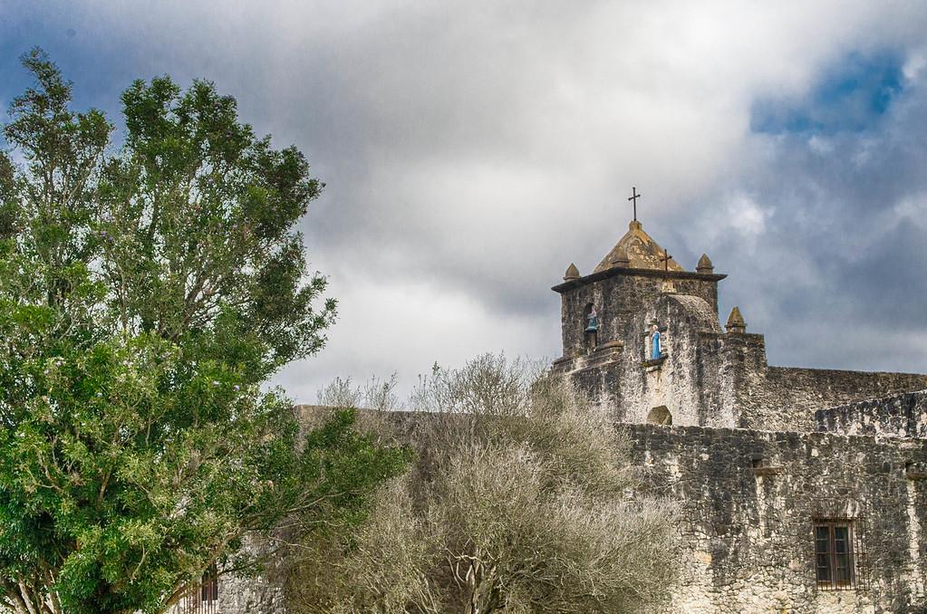 Chapel Presidio La Bahia Goliad Texas