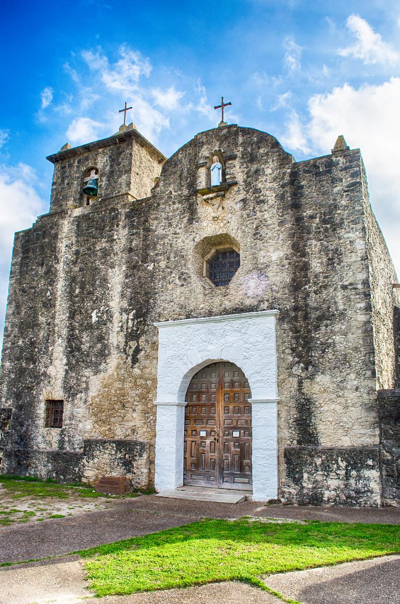 Chapel Presidio La Bahia