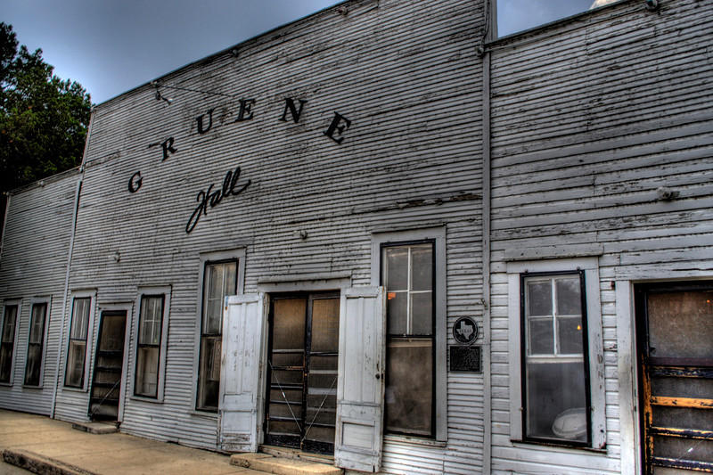 Gruene Dance Hall, Gruene Texas