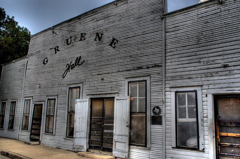 Gruene Dance Hall, Gruene Texas
