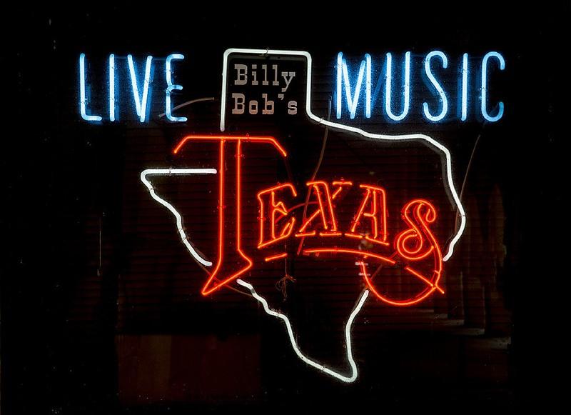 Billy Bob's Hony Tonk, Fort Worth Texas