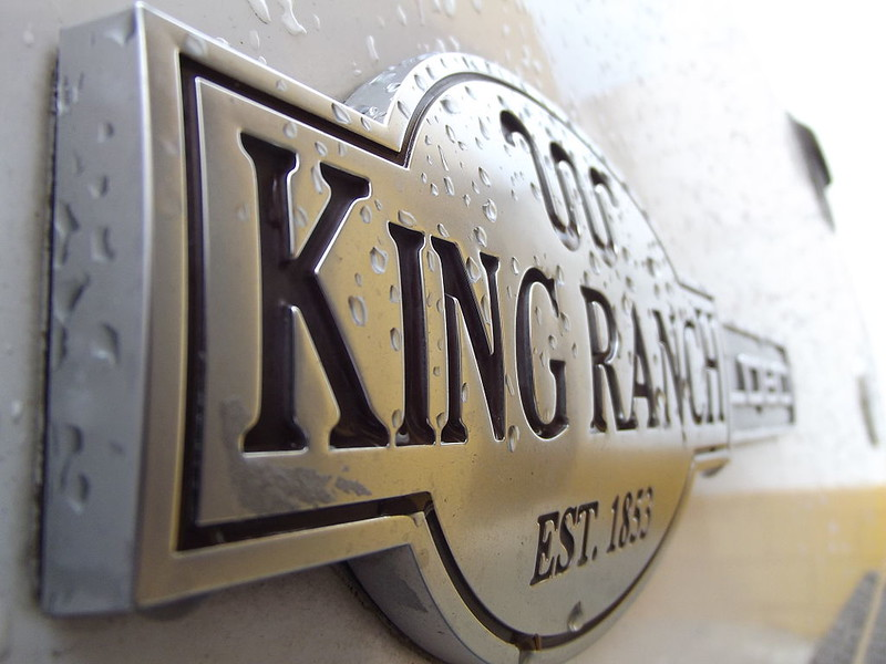 King Ranch Logo, Texas
