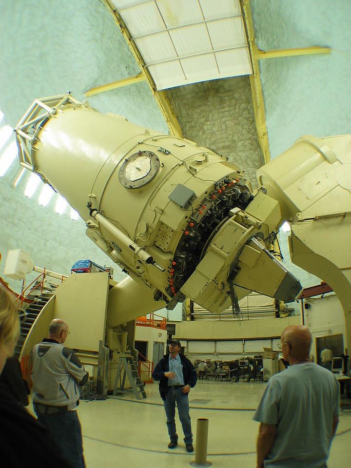 McDonald Observatory, Fort Davis Texas