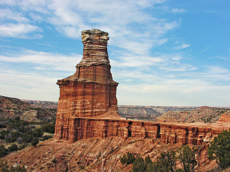 Palo Duro Canyon, LightHouse