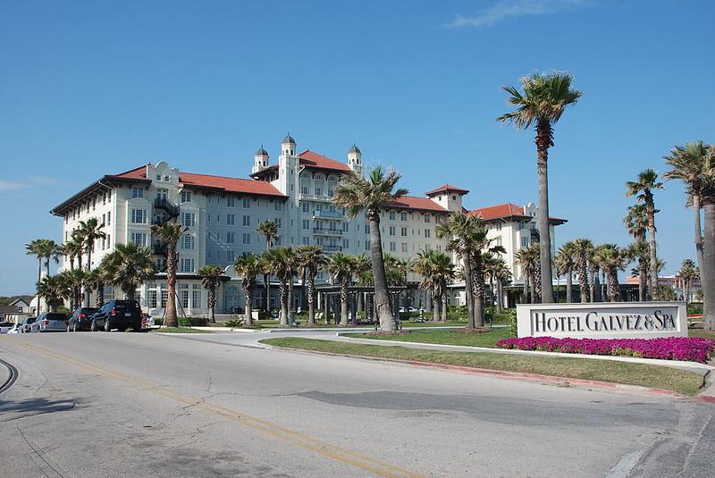 Hotel Galvez, Galveston Texas