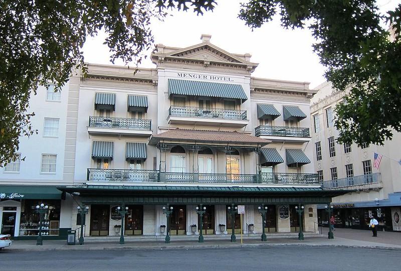 The Menger Hotel San Antonio Texas