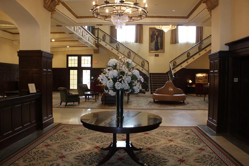 Settles Hotel Big Spring, Texas